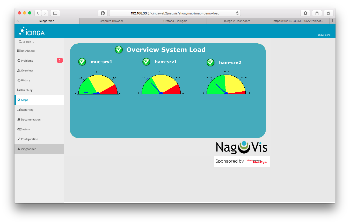 Virtual Appliances Archives | Icinga