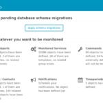 Apply schema migrations