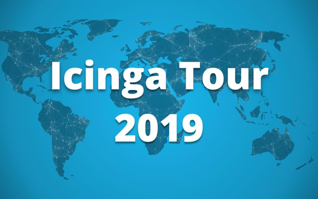 Announcing Icinga Tour 2019