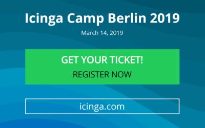 Icinga Camp Berlin is coming closer