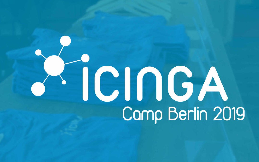 Icinga Camp Berlin 2019