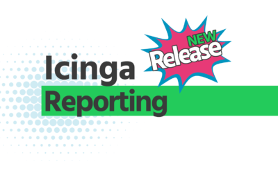 Releasing Icinga Reporting for Early Adopters