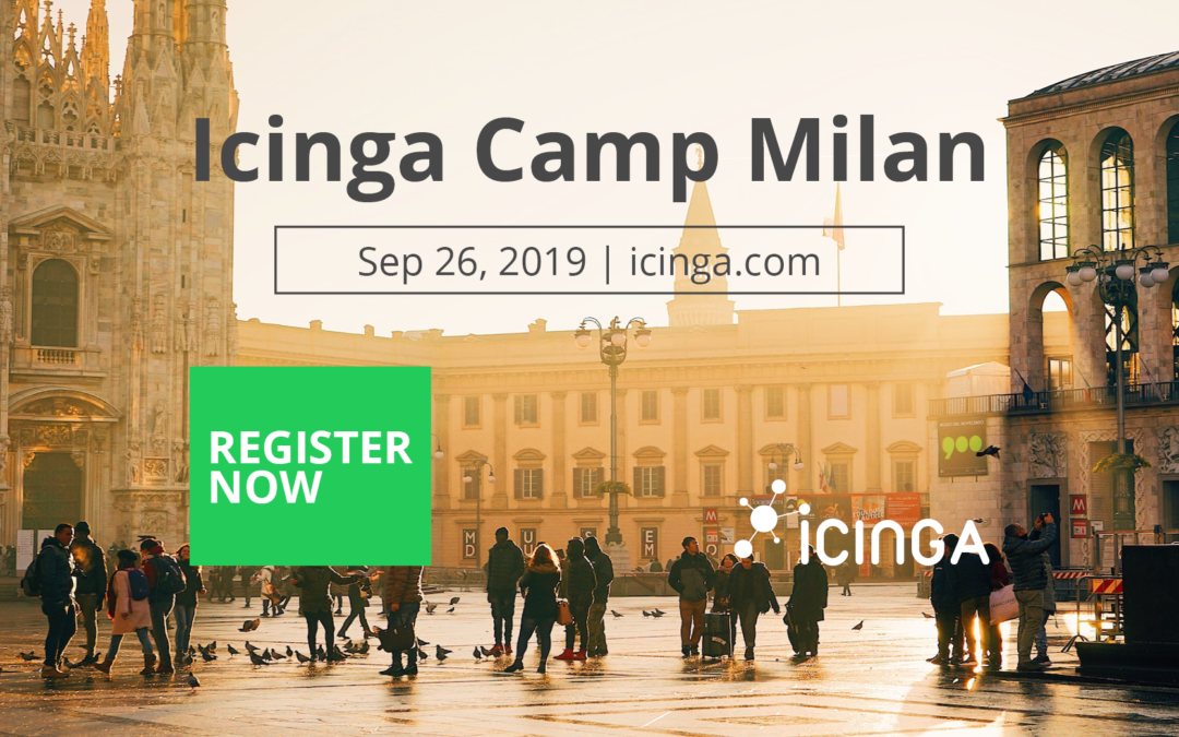 Get your Early Bird Tickets for Milan!