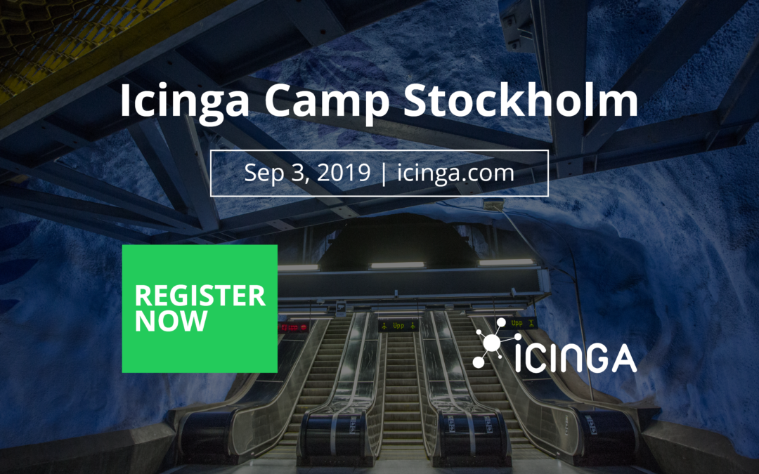 Icinga Camp Stockholm: Program online!