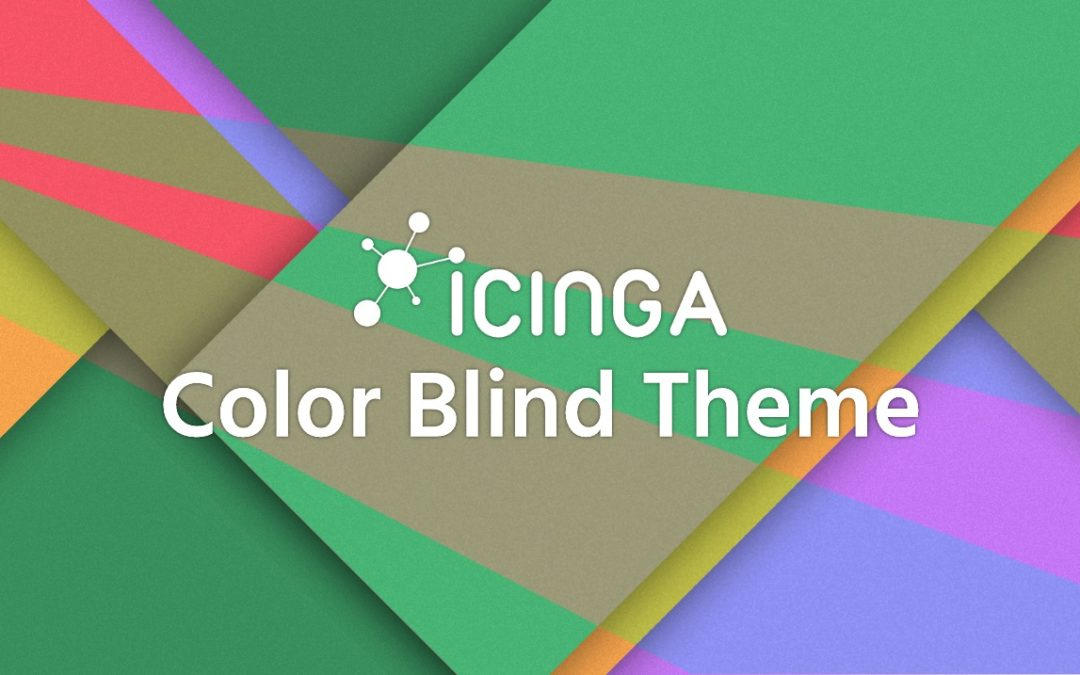 Color Blind theme for Icinga Web 2