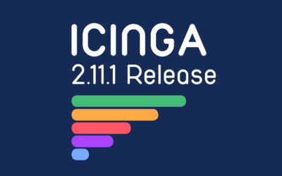 Icinga 2.11.1 release