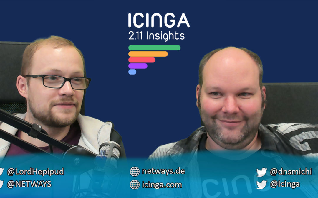 Icinga 2.11 Insights: Video online