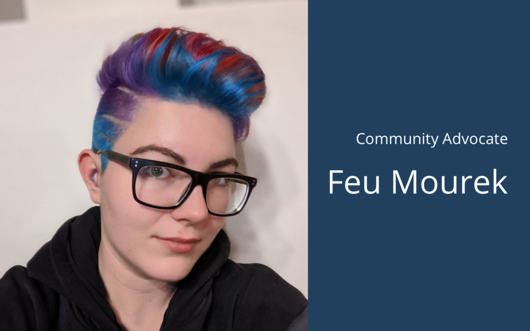 The new Development Advocate, here for the community: Feu Mourek