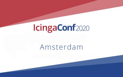 IcingaConf 2020 Cancelled