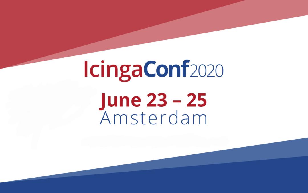 IcingaConf 2020: Coronavirus Update