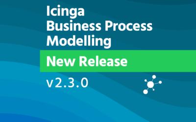 Icinga Business Process Modelling Version 2.3.0