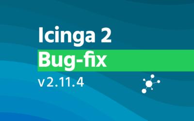 Icinga 2.11.4