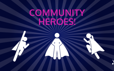 Community Heroes wanted!
