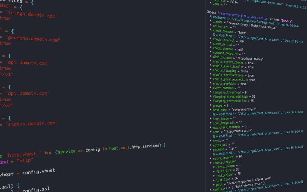 Icinga 2 Config Language (DSL): Advanced Apply Rules