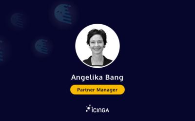 Interview with Angelika Bang, new Partner Manager at Icinga