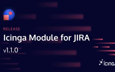 Icinga Module for JIRA v1.1.0
