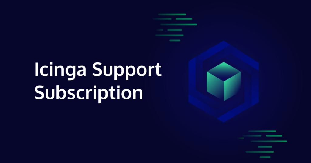 Icinga experts are here to support you