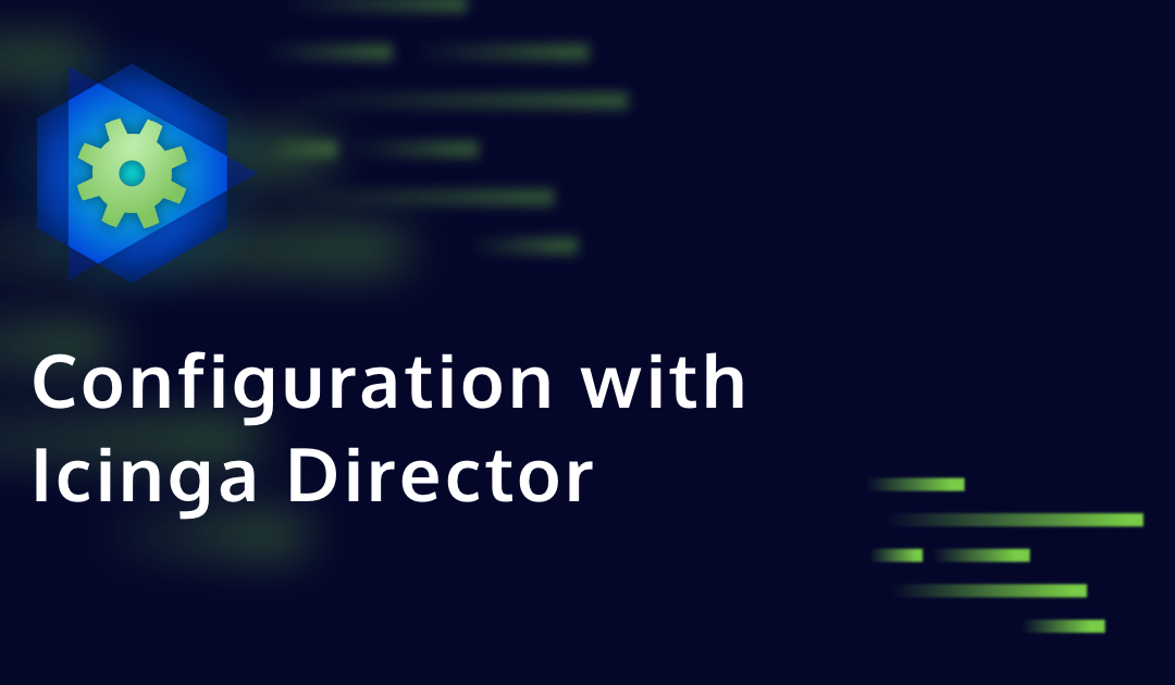 How to monitor your first Host with Icinga Director