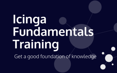What to expect from an Icinga Fundamentals training